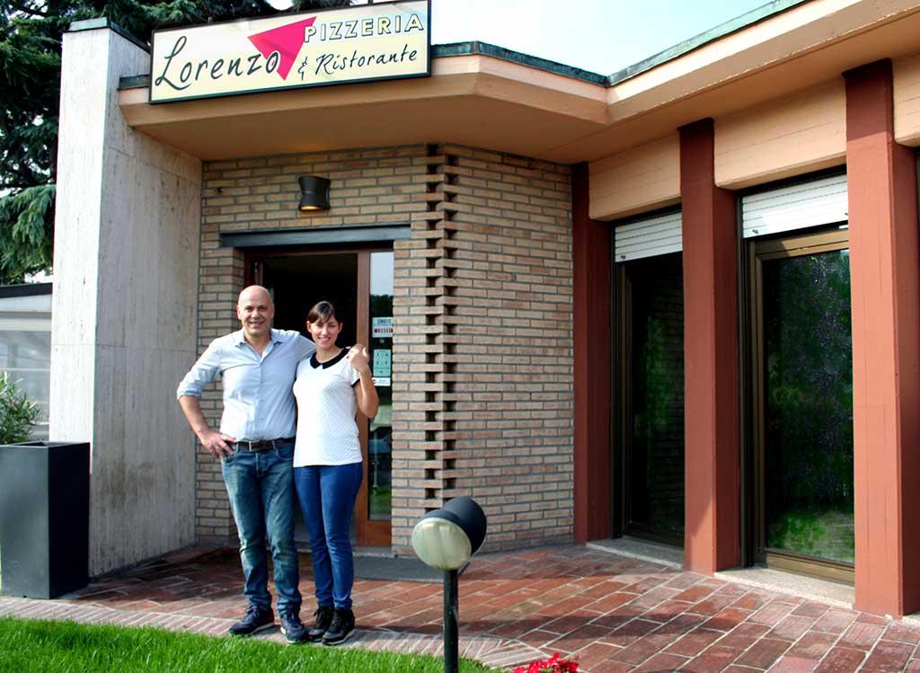 Elisa e Lorenzo Matrella
